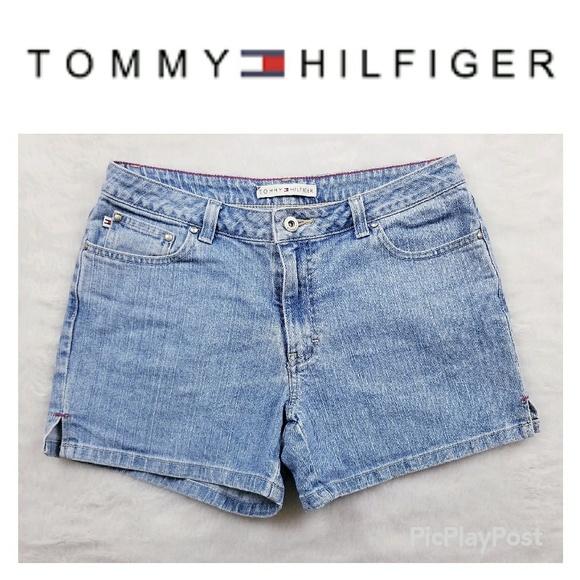 estilo distintivo los más valorados salida para la venta Vintage Tommy Hilfiger Shorts